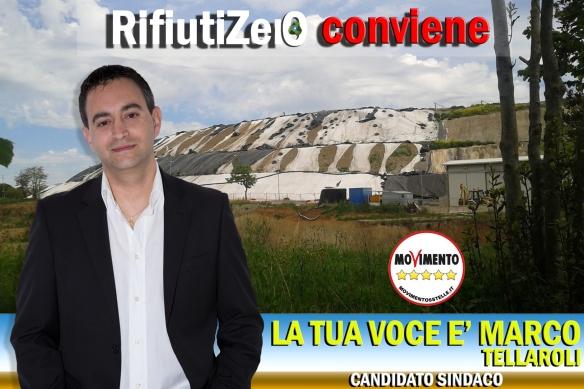 Marco Rifiuti Orizzontale